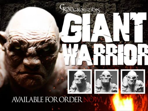 Giant Warrior
