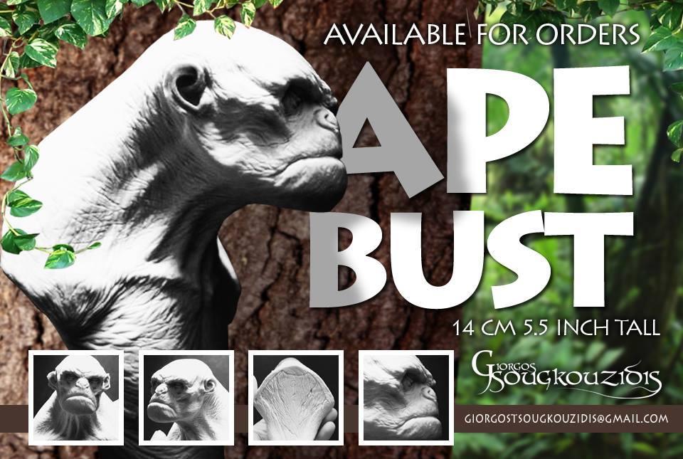 Ape Bust
