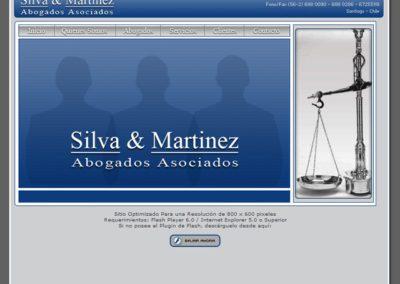 web_abogadossilvamartinez
